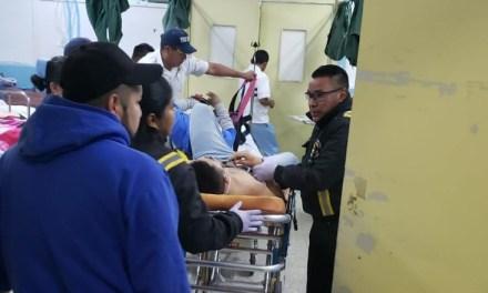¿Cómo siguen heridos en ataque armado en zona 11 de Xela?