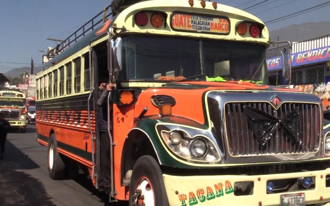 Otro golpe de la delincuencia. Transportes Tacaná anuncia cierre de operaciones
