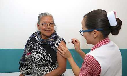 12 mil vacunas fueron administradas en CAMIP en 2018