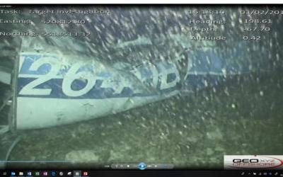 El cuerpo recuperado en el mar es el de Emiliano Sala