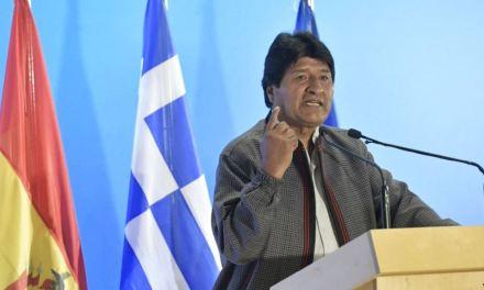 Presidente de Bolivia pide diálogo, no intervención extranjera en Venezuela