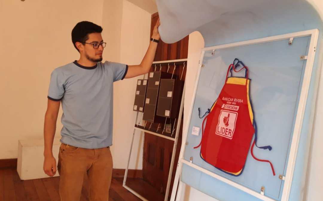 Museo expone objetos que regalan políticos en campaña