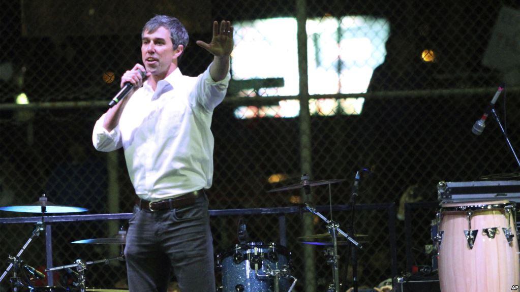 El demócrata Beto O'Rourke anuncia su candidatura presidencial para 2020