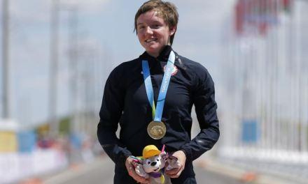 La ciclista olímpica de EE.UU. Kelly Catlin muere a los 23 años
