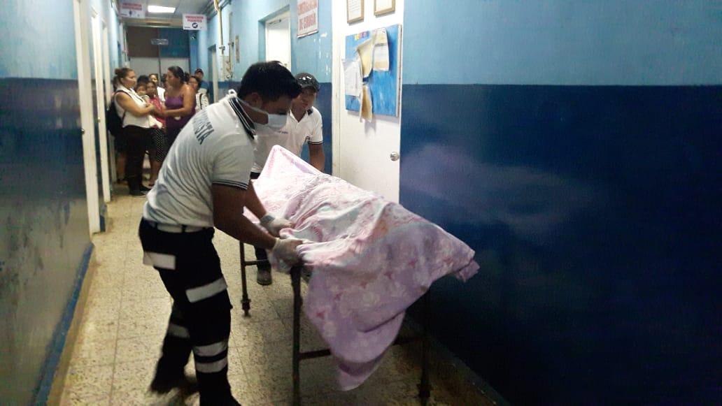 Le dispararon mientras trabajaba, falleció en el hospital de Coatepeque