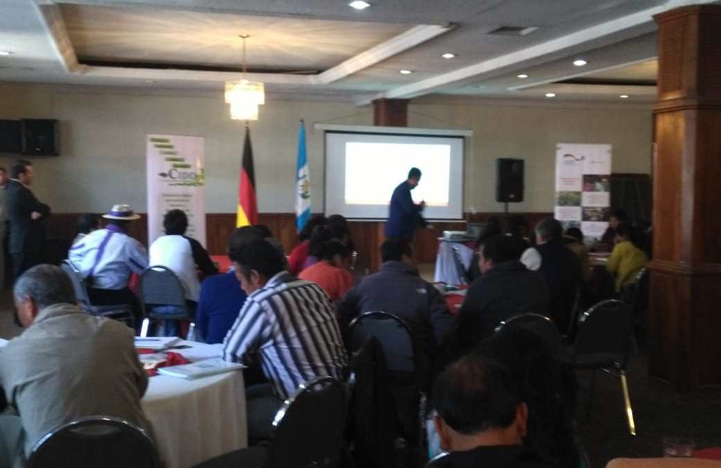 Segundo encuentro regional de fomento y desarrollo en Xela