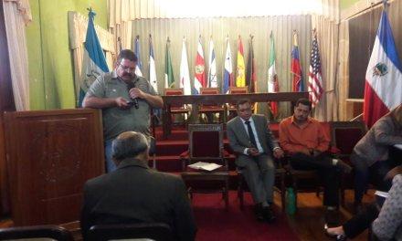 """UNE califica de """"secuestro"""" la retención del alcalde de Coatepeque"""