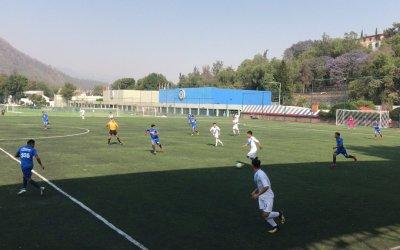 Guatemala Sub 17 inicia con empate su gira en México