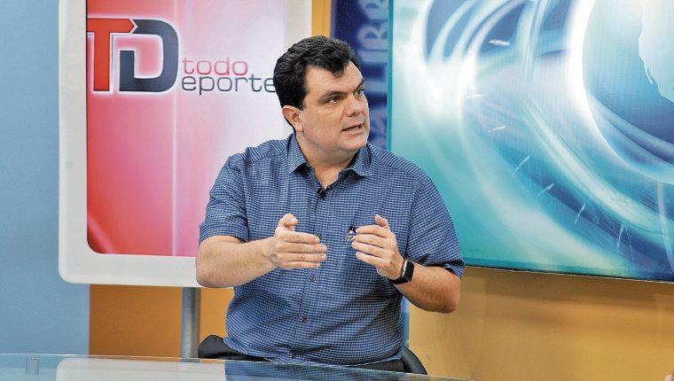 La planilla de Gerardo Paiz fue la única aprobada para las elecciones de FEDEFUT