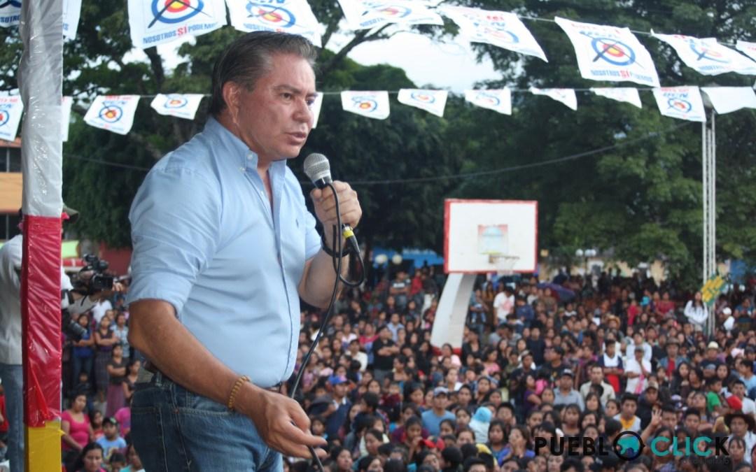 Candidato a la presidencia, es señalado de pretender vínculo con el narcotráfico