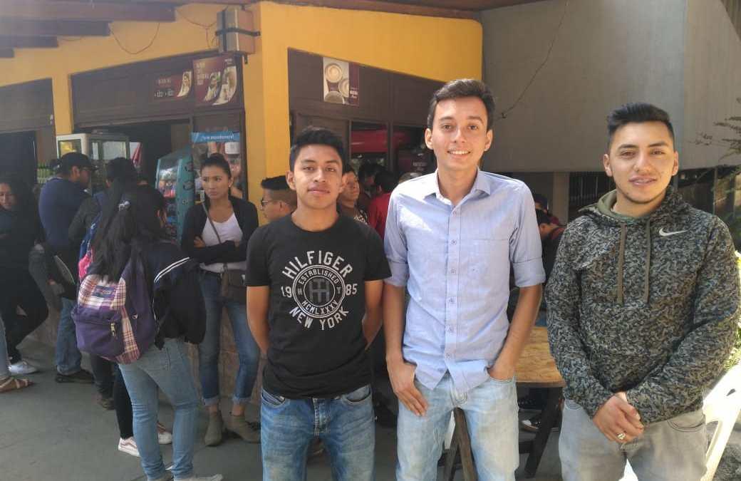 Jóvenes entregarán fondos recaudados a escuelas de Quetzaltenango