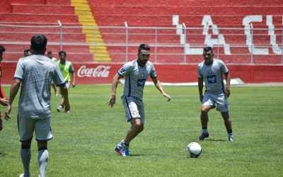 Xelajú ensaya con su alineación para enfrentar a Deportivo Iztapa
