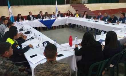Se reúnen para coordinar seguridad en elecciones