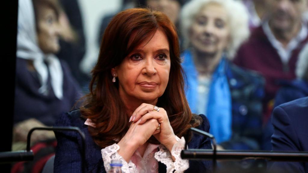 Cristina Kirchner, en el banquillo para su primer juicio por corrupción