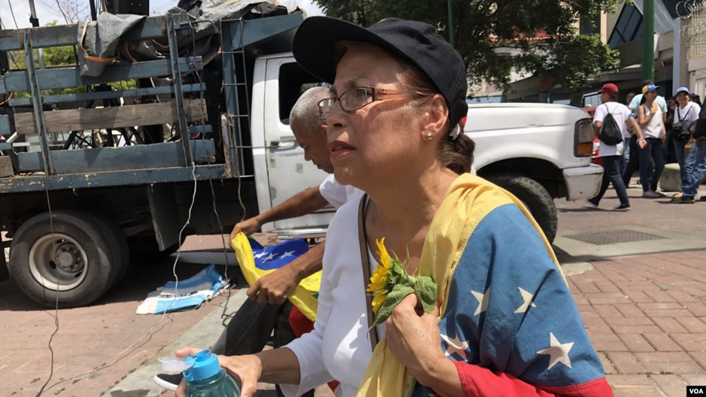 Amnistía Internacional acusa a Maduro de crímenes de lesa humanidad