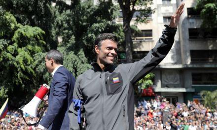 España confirma que López está en su embajada en Caracas