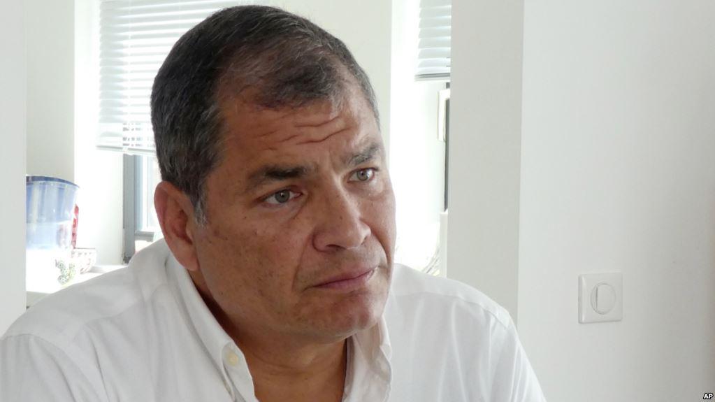 Ecuador: Campañas políticas de Correa recibieron dinero de Odebretch
