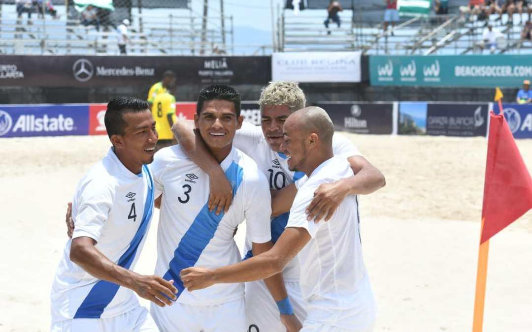 Guatemala golea a Jamaica y clasifica a cuartos de final del Premundial de CONCACAF