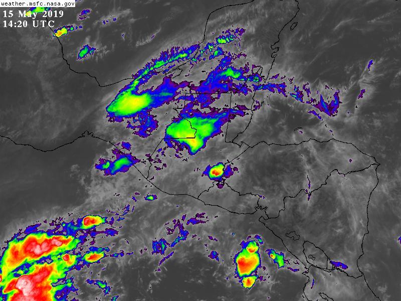 Hoy inicia temporada de huracanes en el Pacífico