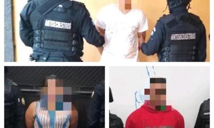 Banda ligada a secuestro de menor de edad en Huehuetenango
