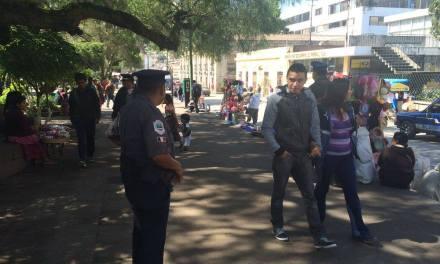 Agentes de la Policía Municipal piden pago de horas extras