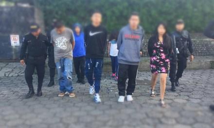 Capturan en Quetzaltenango a presuntos asesinos de agente de la PMT