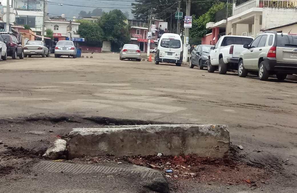 Municipalidad deberá asfaltar 2a. Avenida de la zona 5 Xela