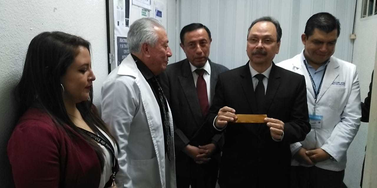 Inauguran departamento de investigación en el HRO