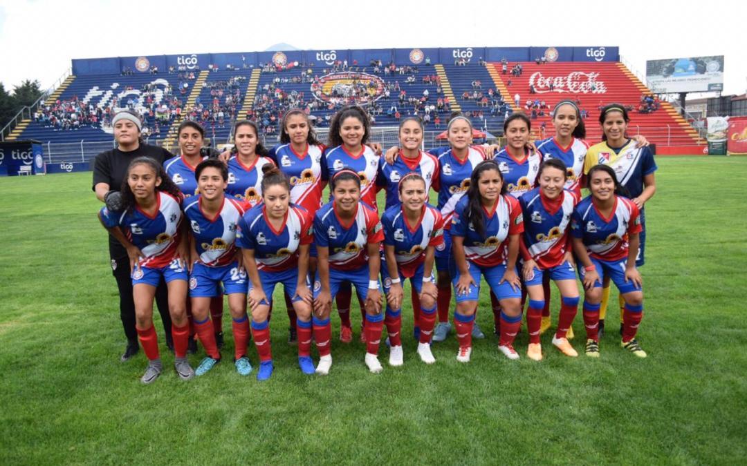 Deportivo Xela es subcampeón del Clausura 2019