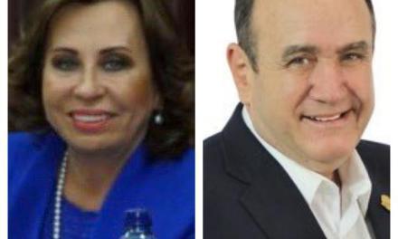 Sondeo: Giammattei recibe el 89% de votos en redes sociales y Torres 11%