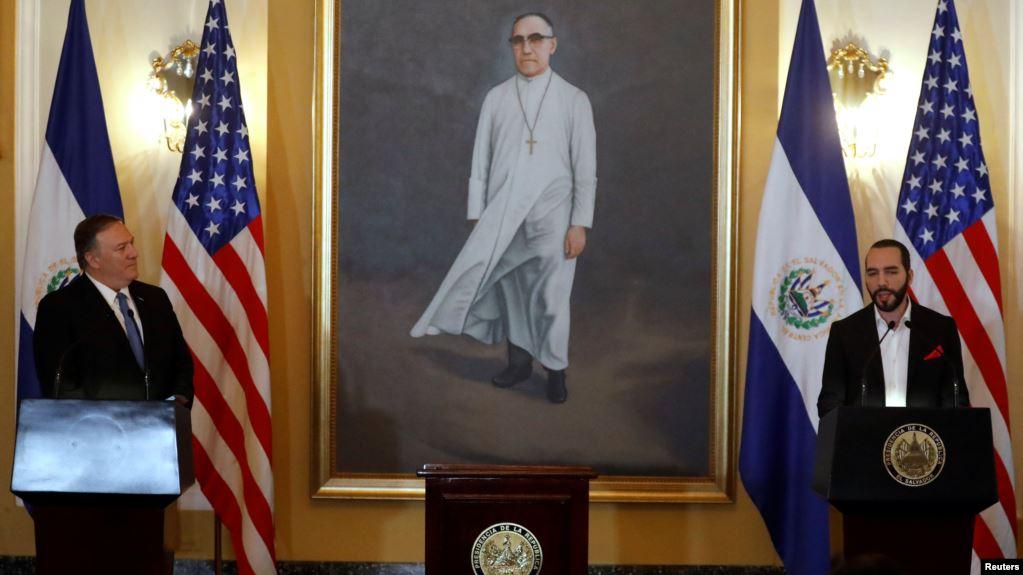 El Salvador a EE.UU.: «No queremos que nos regalen dinero»