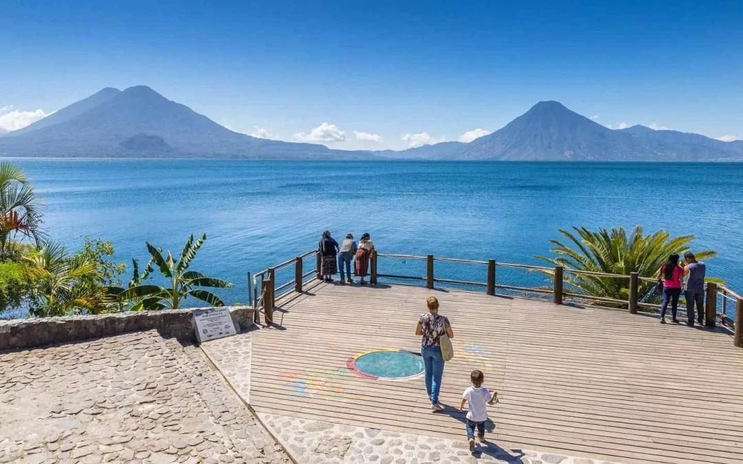 Proyecto que busca salvar el Lago de Atitlán, está en marcha