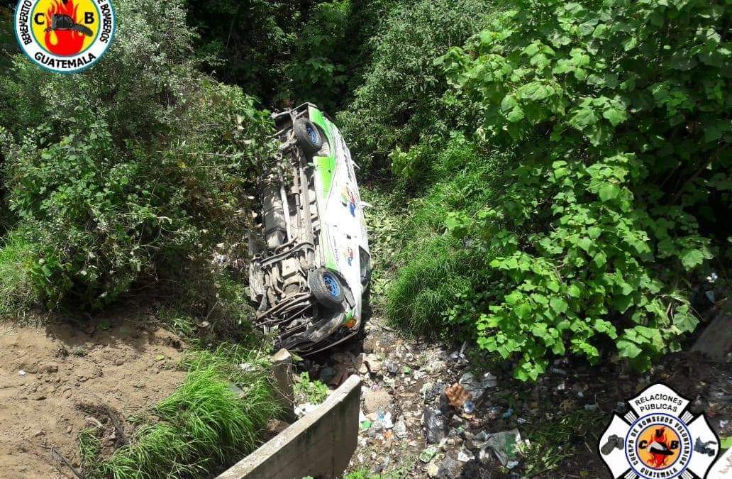 Identifican a menores atropellados en el límite entre Concepción Chiquirichapa y San Martín Sacatepéquez