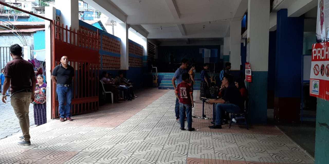 Las cifras históricas del abstencionismo en Guatemala