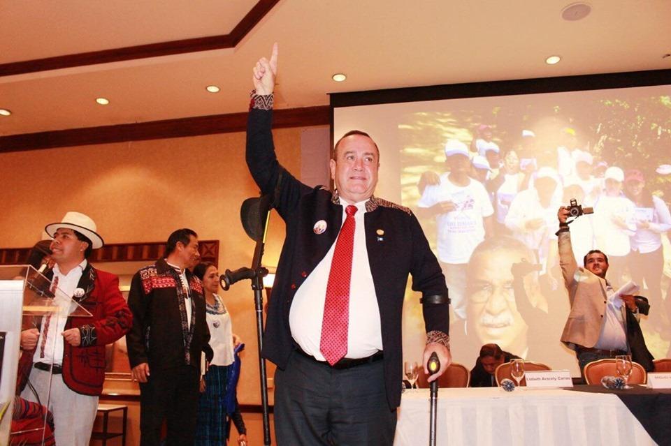 Alejandro Giammattei Falla es el presidente electo de Guatemala