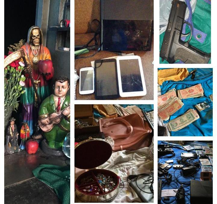 """""""Los Paqueteros"""" habrían robado Q1 millón en el departamento de Guatemala"""