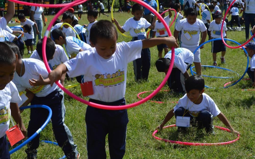 Varias escuelas de Quetzaltenango no cuentan con maestros de educación física