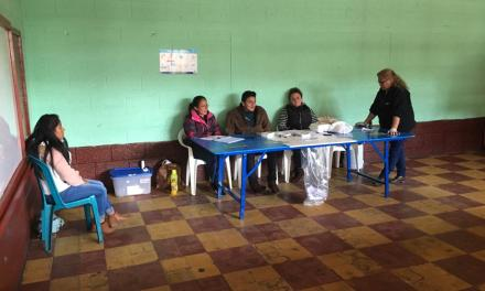 Cierren centros de votación e inicia conteo de votos