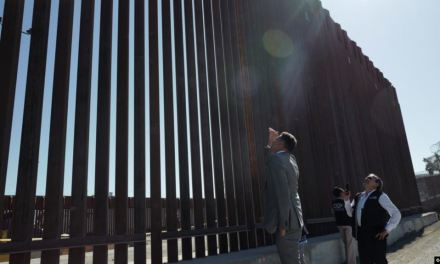 CIDH recorre el muro en medio de la visita a la frontera sur de EE.UU.