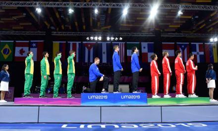 Dos atletas de EE.UU. enfrentan sanciones del Comité Olímpico