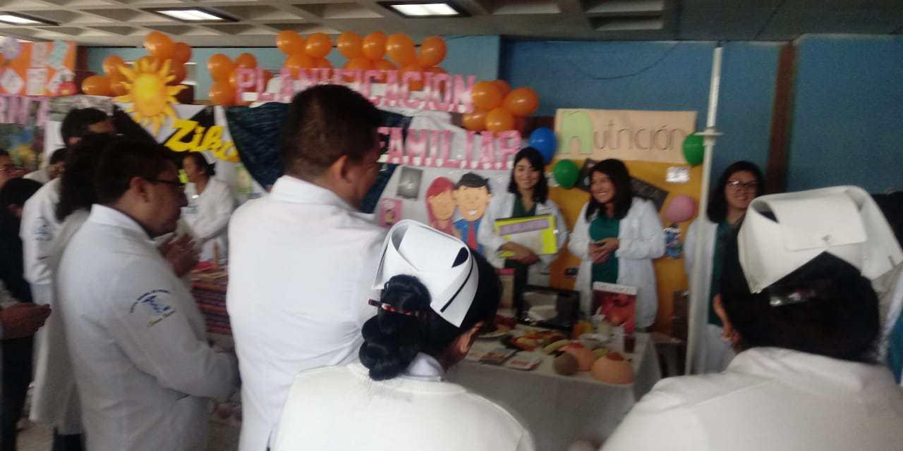 HRO desarrolla actividades por el Mes de la Salud Reproductiva