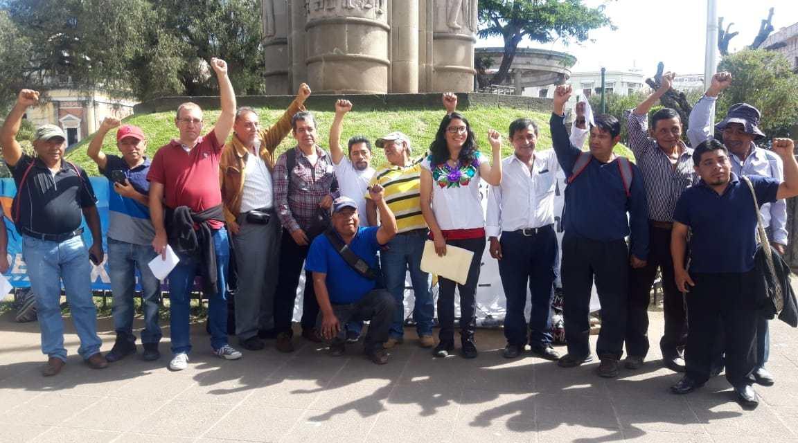 """Codeca anuncia bloqueos y dice que hubo """"fraude electoral"""""""