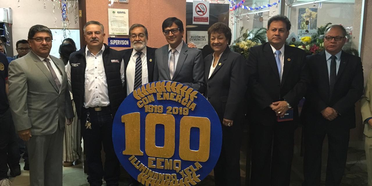 Conozca la historia de la EEMQ que celebra 100 años de fundación