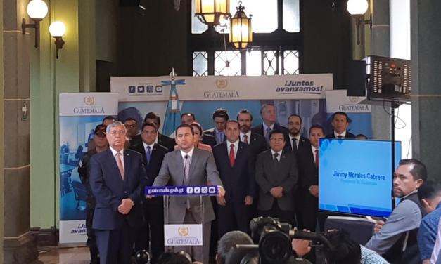 Gobierno pedirá que se implemente estado de Sitio en Sololá