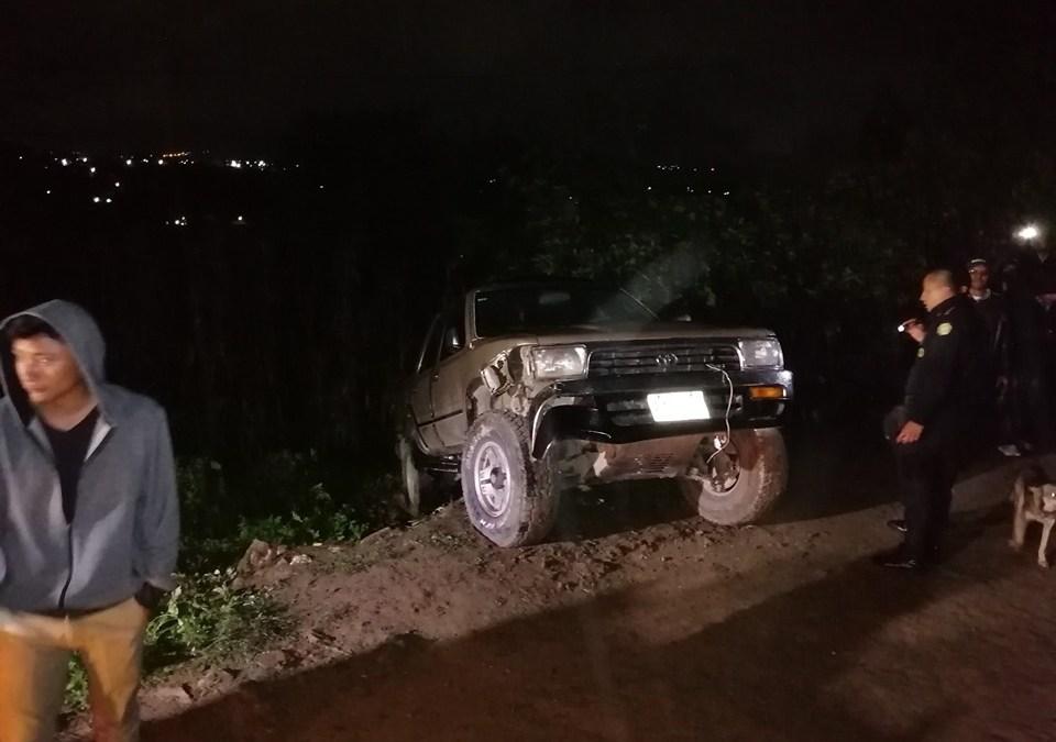 Hombre señalado de violación conducía vehículo reportado como robado