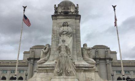 EE.UU. conmemora el Día de Colón