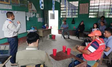 Conozca las acciones a seguir en caso de erupción en Quetzaltenango
