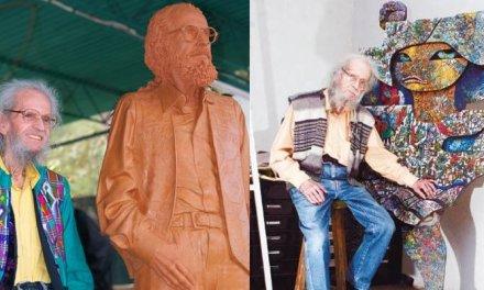 Hace 8 años murió el maestro quetzalteco Efraín Recinos