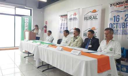 Afinan detalles para Expomueble Expoforestal Xela 2019