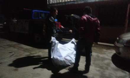 Cadáver hallado en Olintepeque tiene heridas causadas con arma de fuego